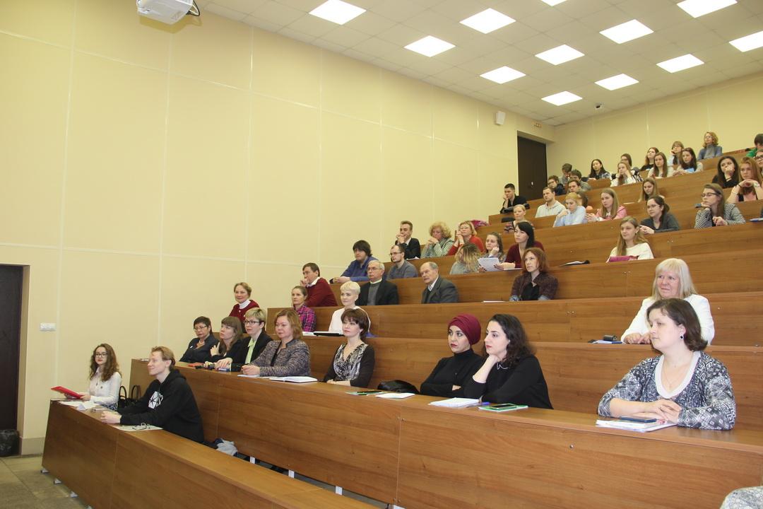Награждение победителей Недели науки ВШБТиПТ