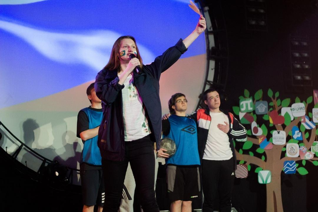 Студенты ВШБТиПТ - участники молодежного фестиваля дружбы