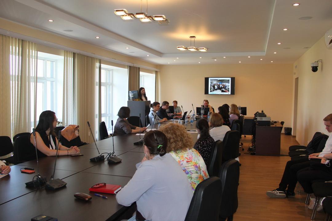 Международный научный семинар (Россия - Германия)