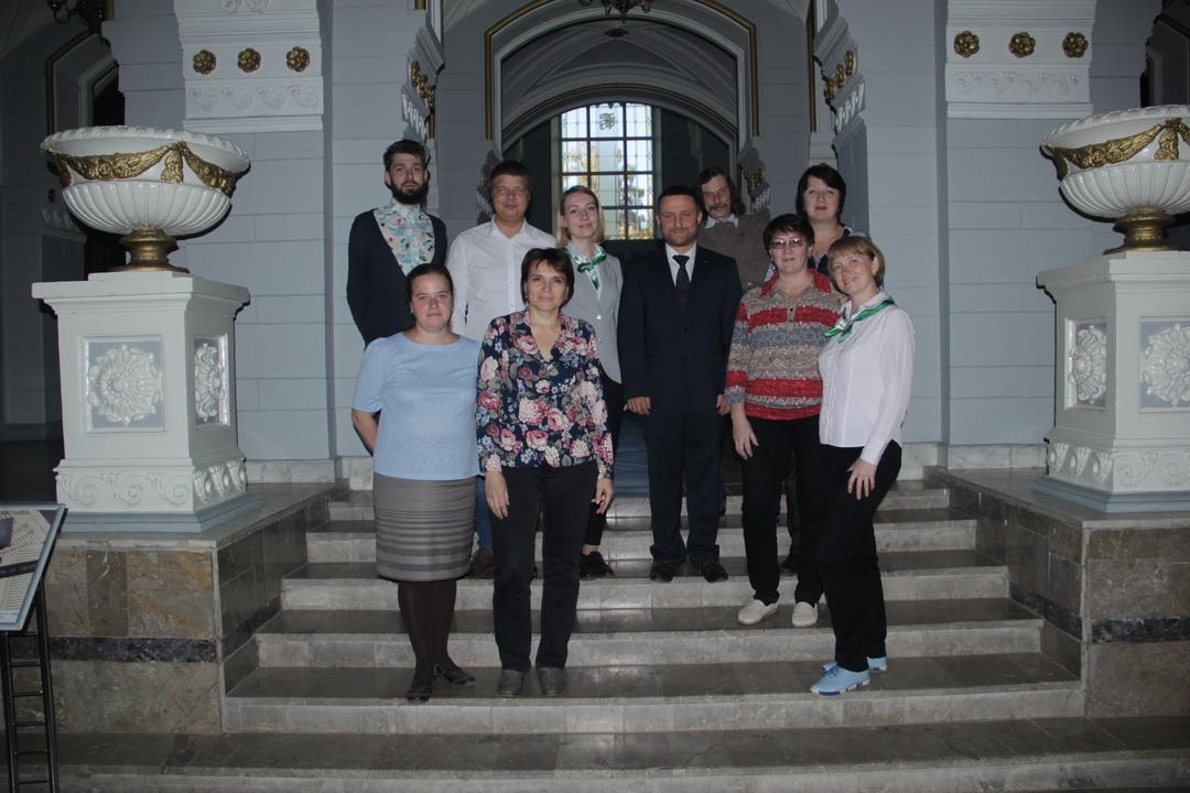 Сотрудники ВШБТиПТ приняли участие в профориентационной деятельности в образовательных учреждениях Сибири
