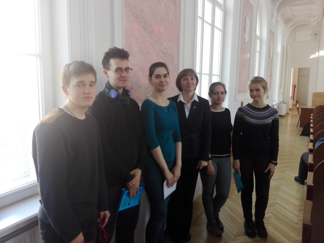 Студенты ВШБТиПТ – участники региональной межвузовской олимпиады по химии
