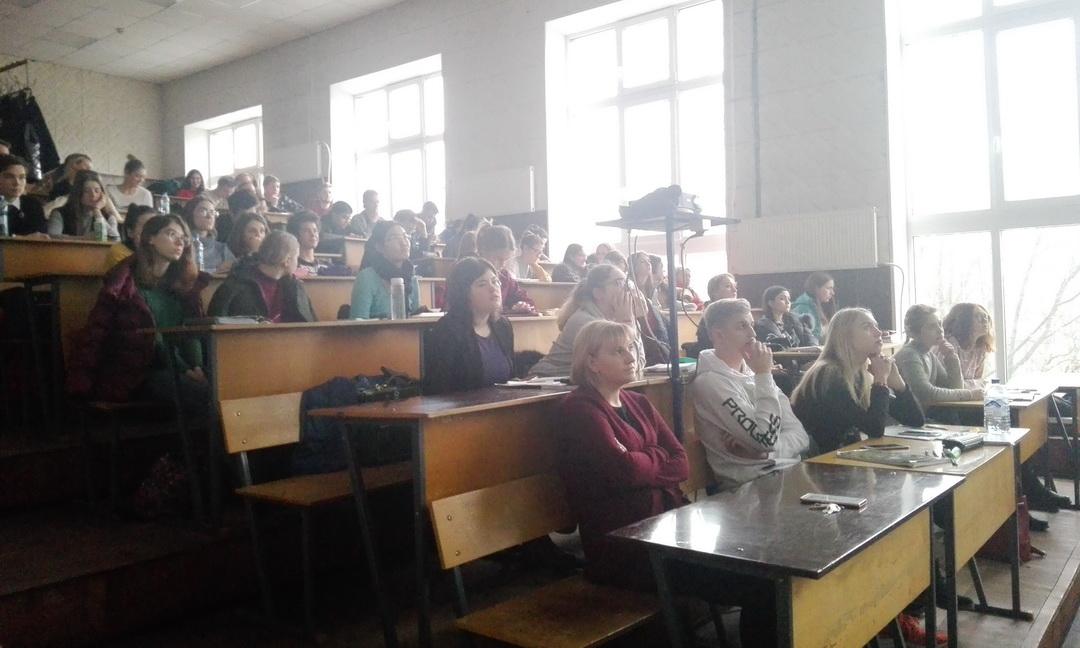 Лекция-конференция для студентов первого курса