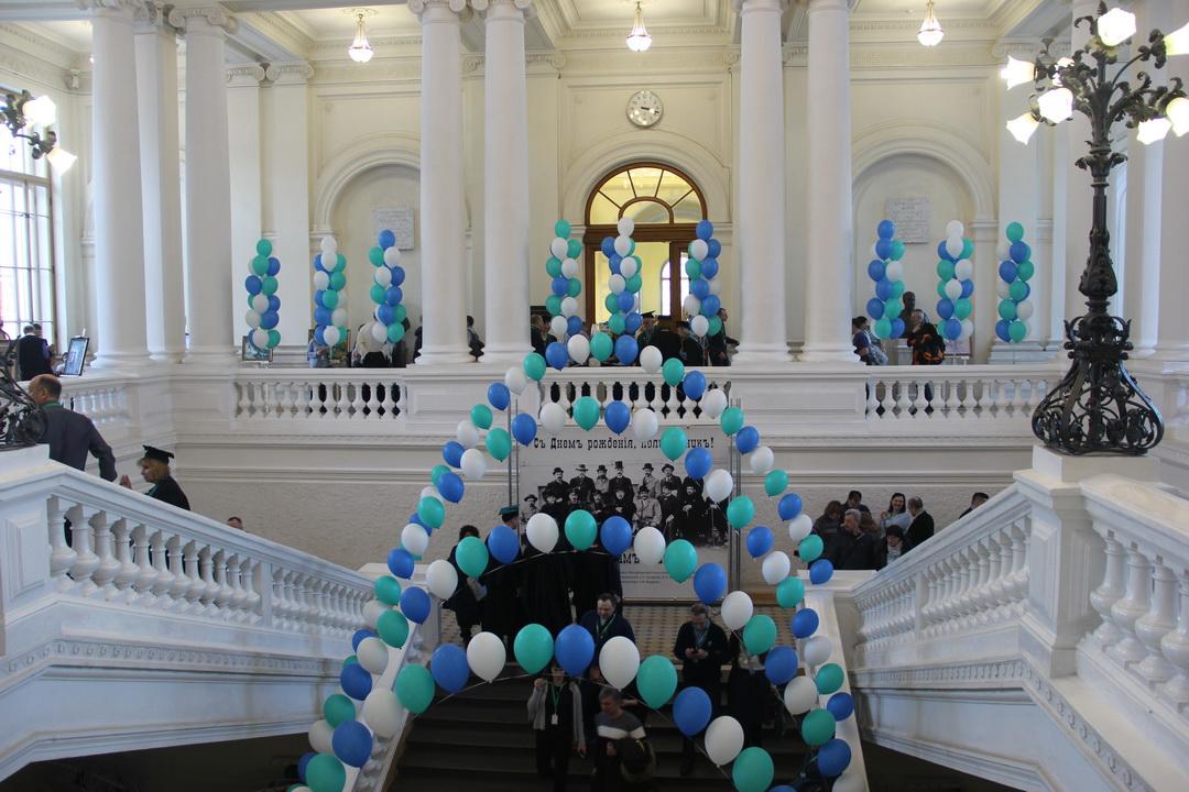 Встреча выпускников в рамках празднования 120-летия Политеха