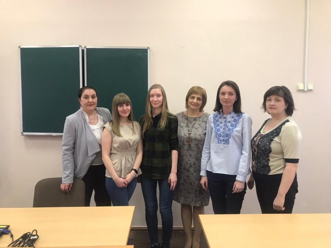 Встреча с выпускниками ВШБТиПТ